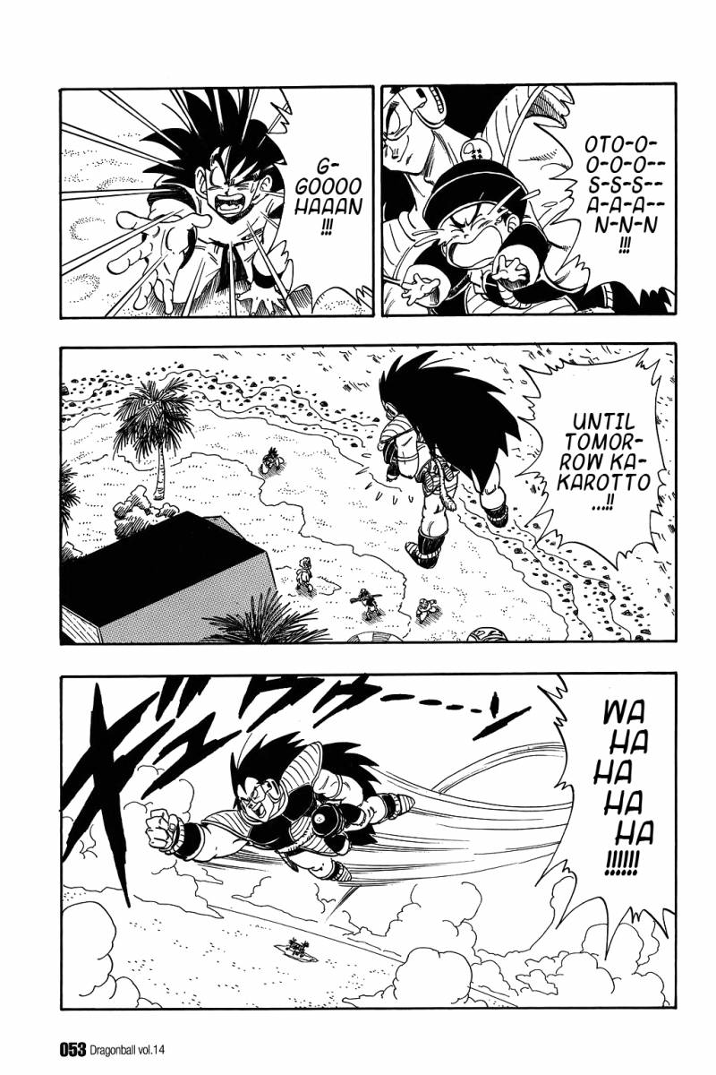 Dragon Ball, Chapter 198 image 004