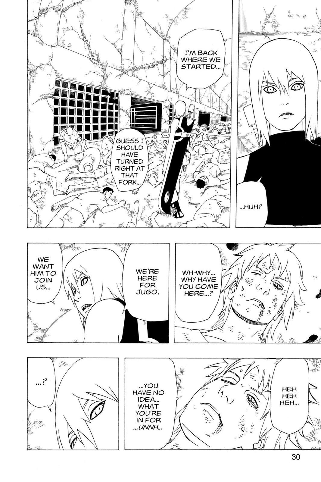 Naruto, Chapter 351 image 002