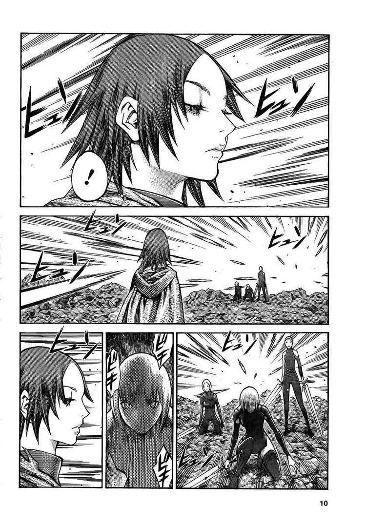 Claymore, Chapter 100 image 003