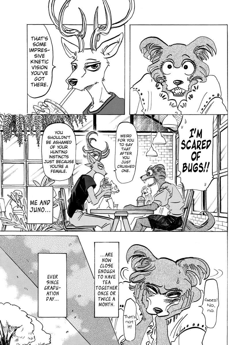 Beastars Manga, Chapter 136 image 004