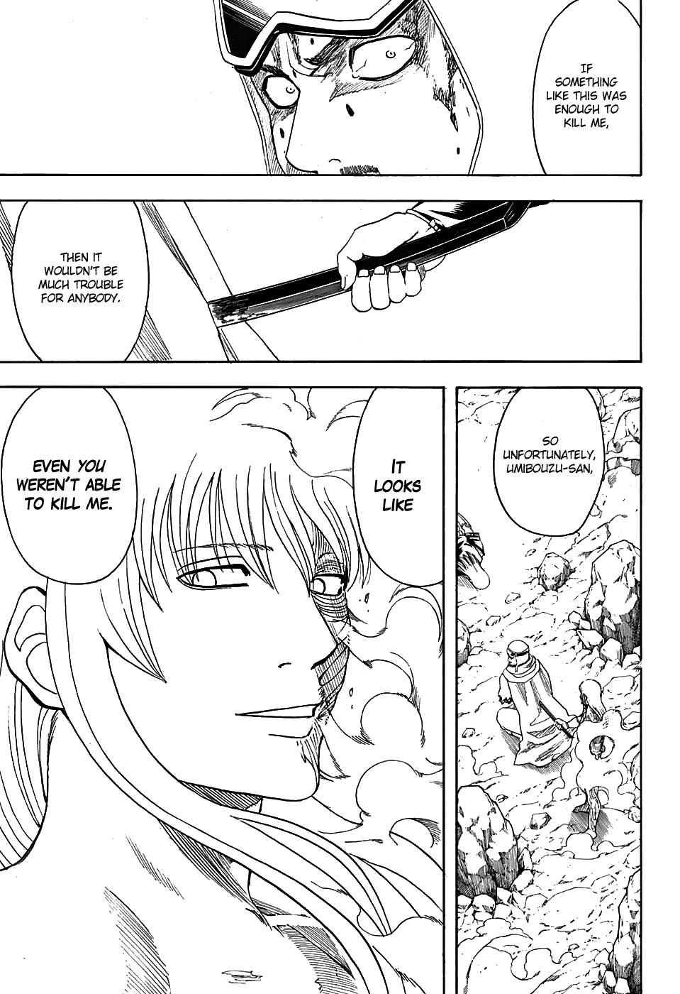 Gintama Chapter, 583 image 009
