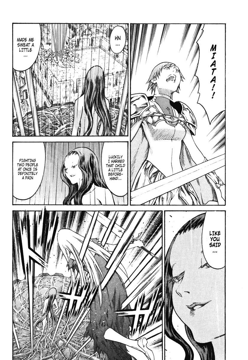 Claymore, Chapter 77 image 010