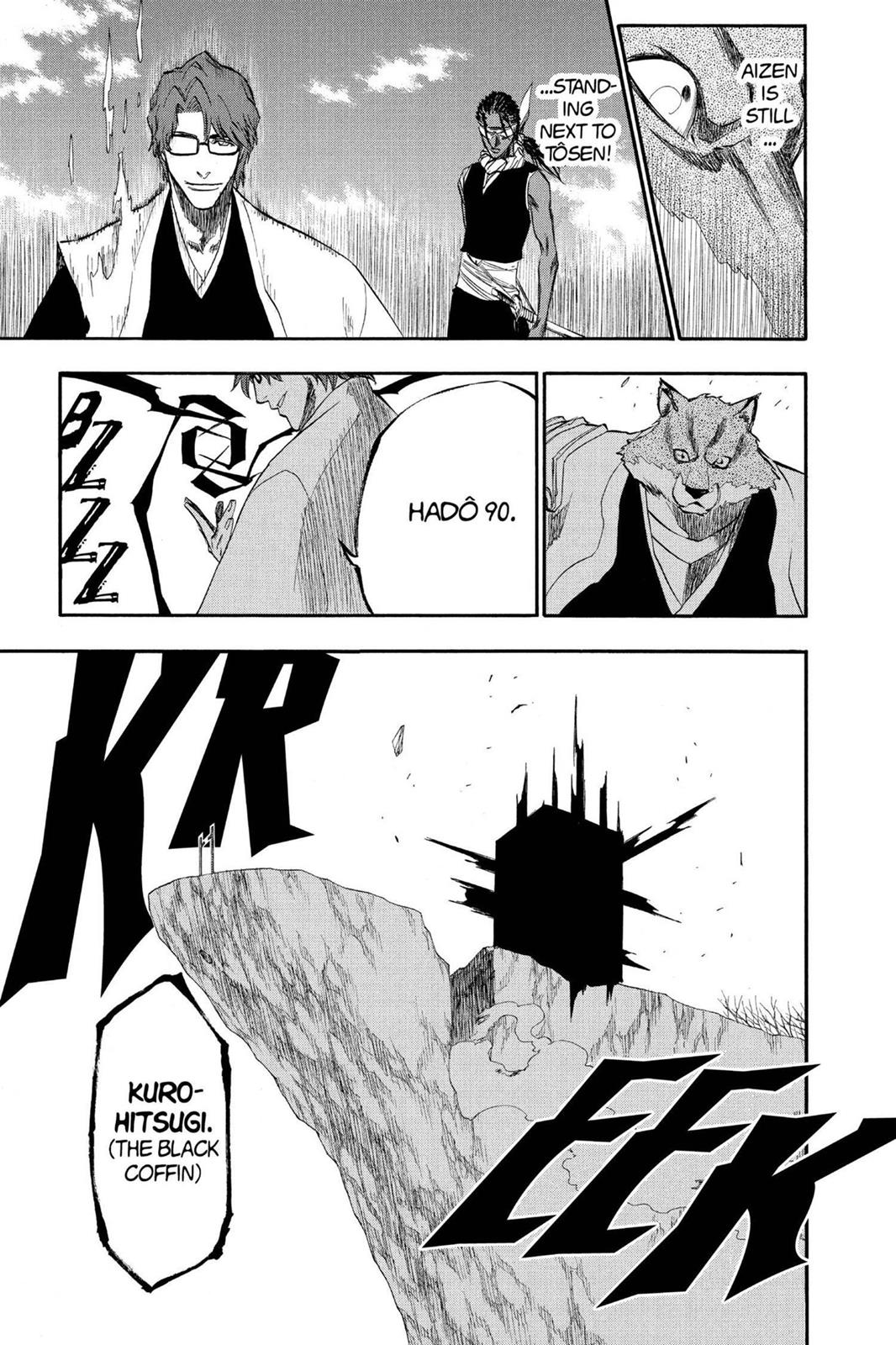 Bleach, Chapter 176 image 011