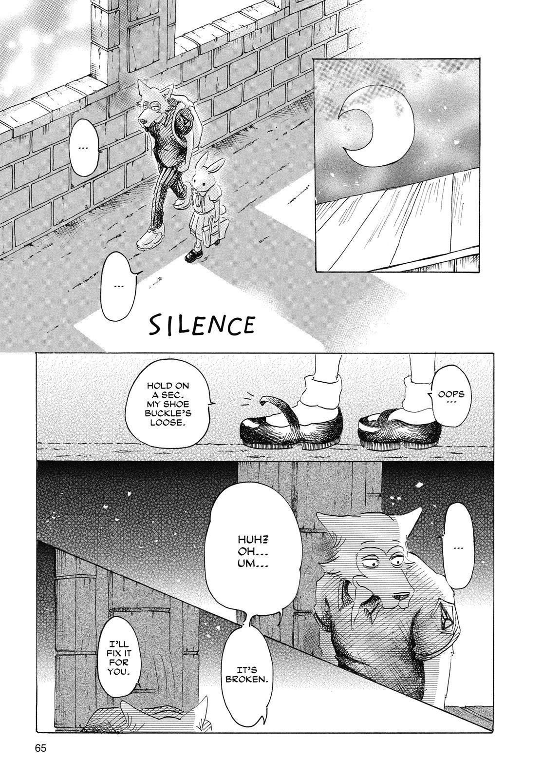 Beastars Manga, Chapter 19 image 016