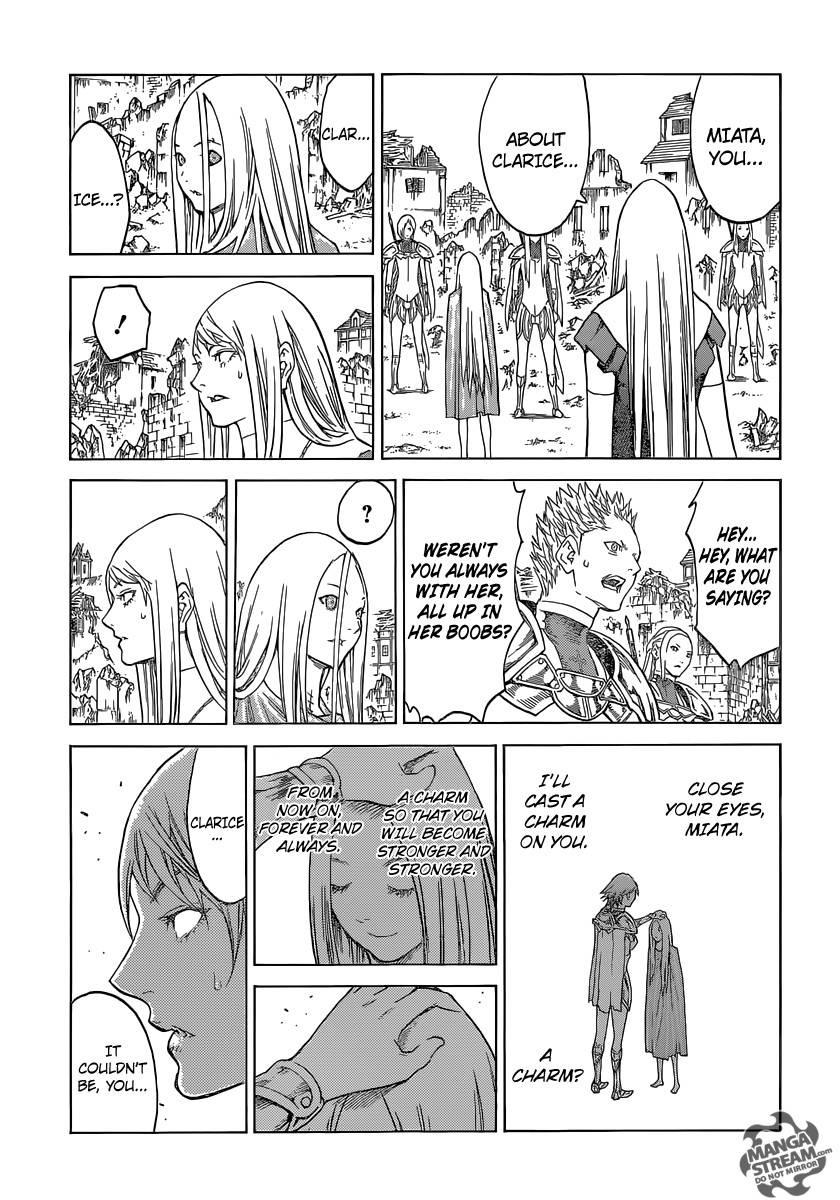 Claymore, Chapter 143 image 004