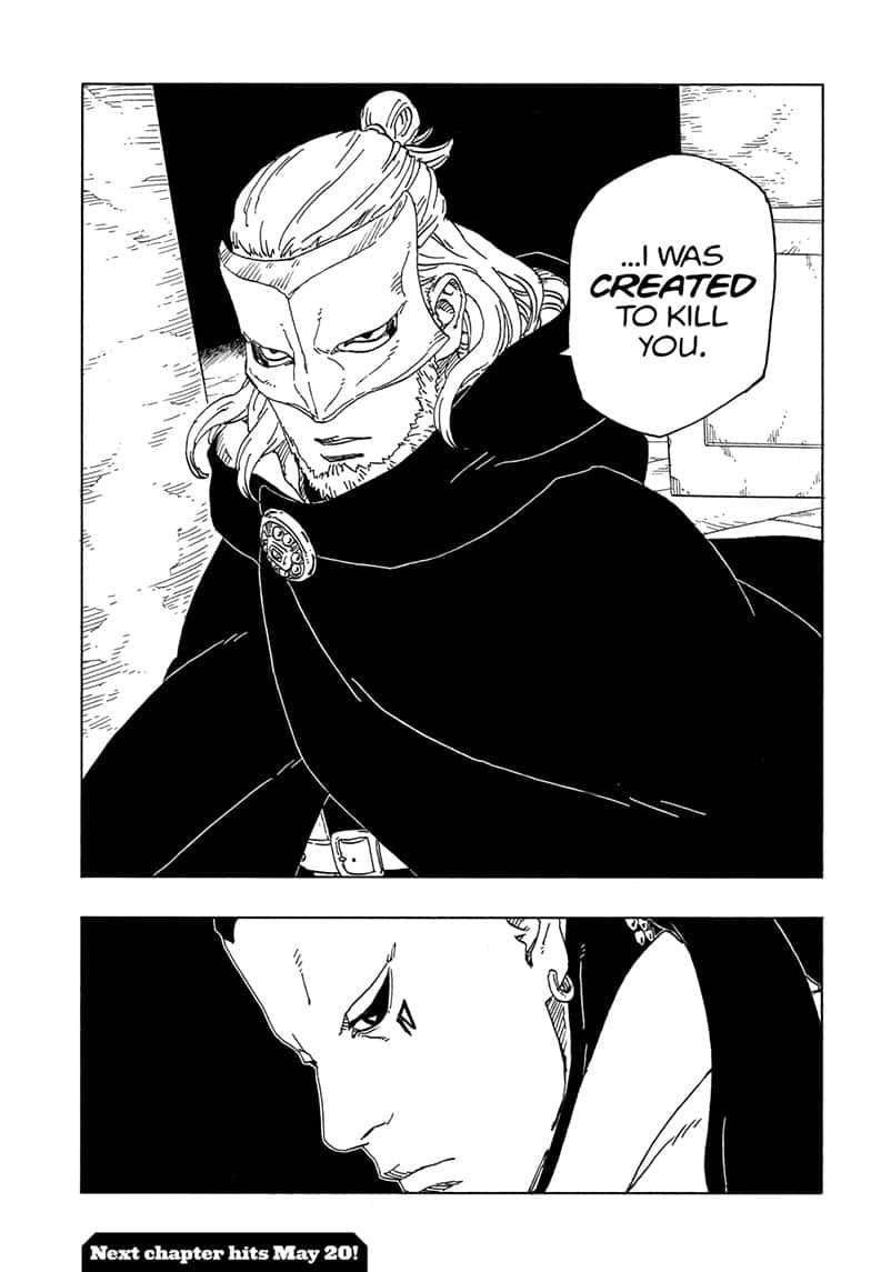 Boruto Manga, Chapter 45 image 039