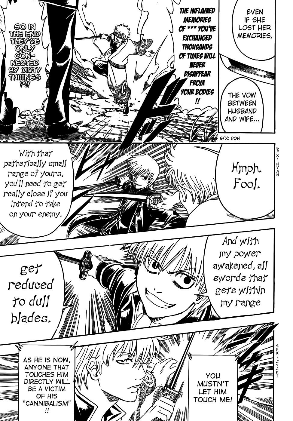 Gintama Chapter, 428 image 007