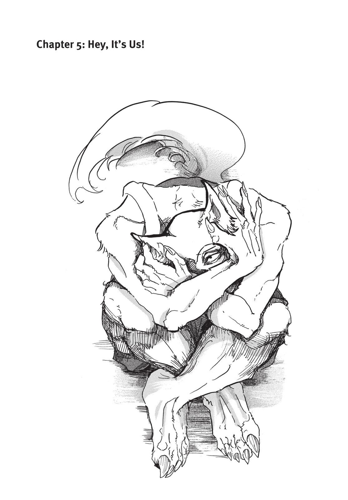Beastars Manga, Chapter 5 image 001