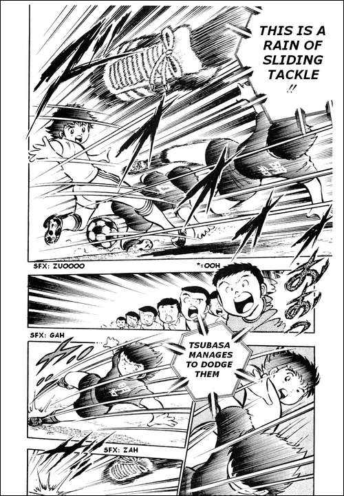 Captain Tsubasa, Chapter 19 image 020