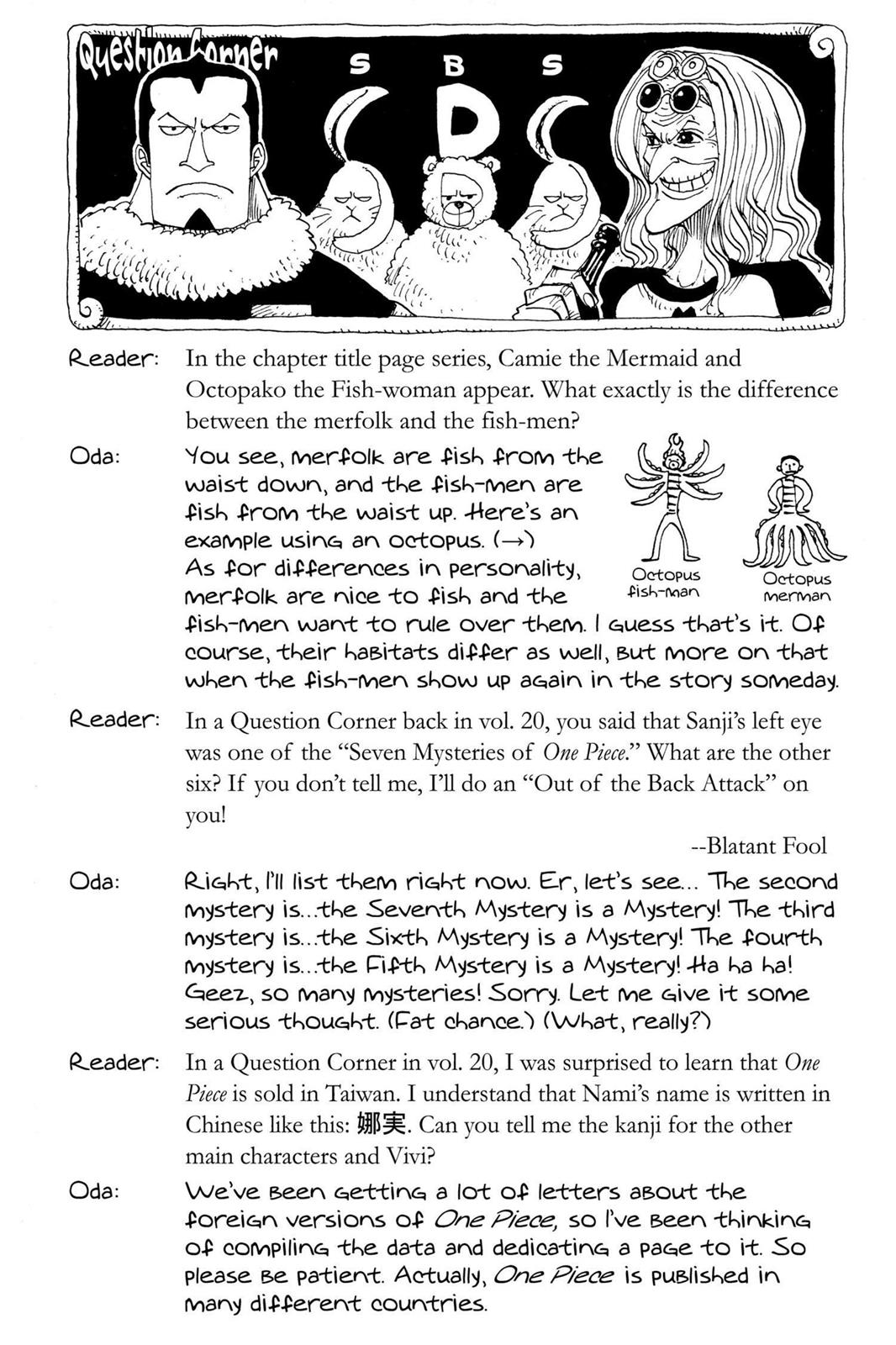 One Piece, Chapter 208 image 020