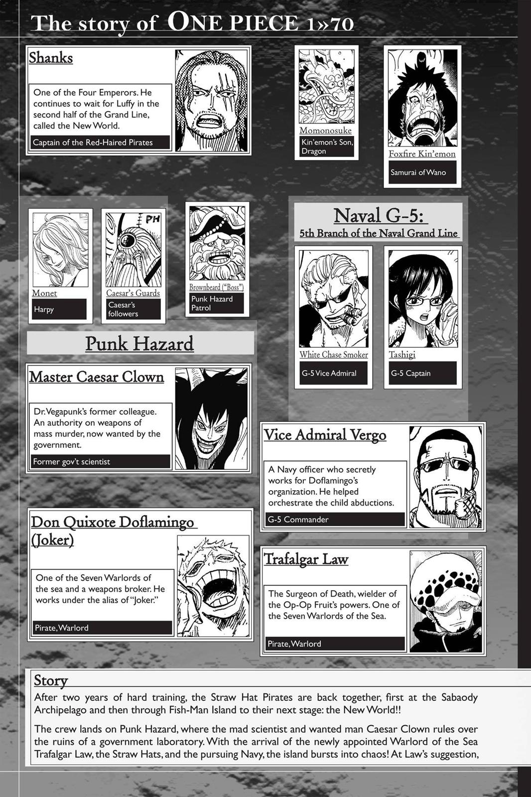 One Piece, Chapter 691 image 006