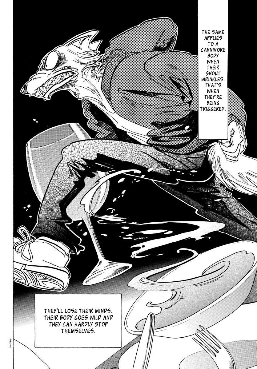 Beastars Manga, Chapter 170 image 005
