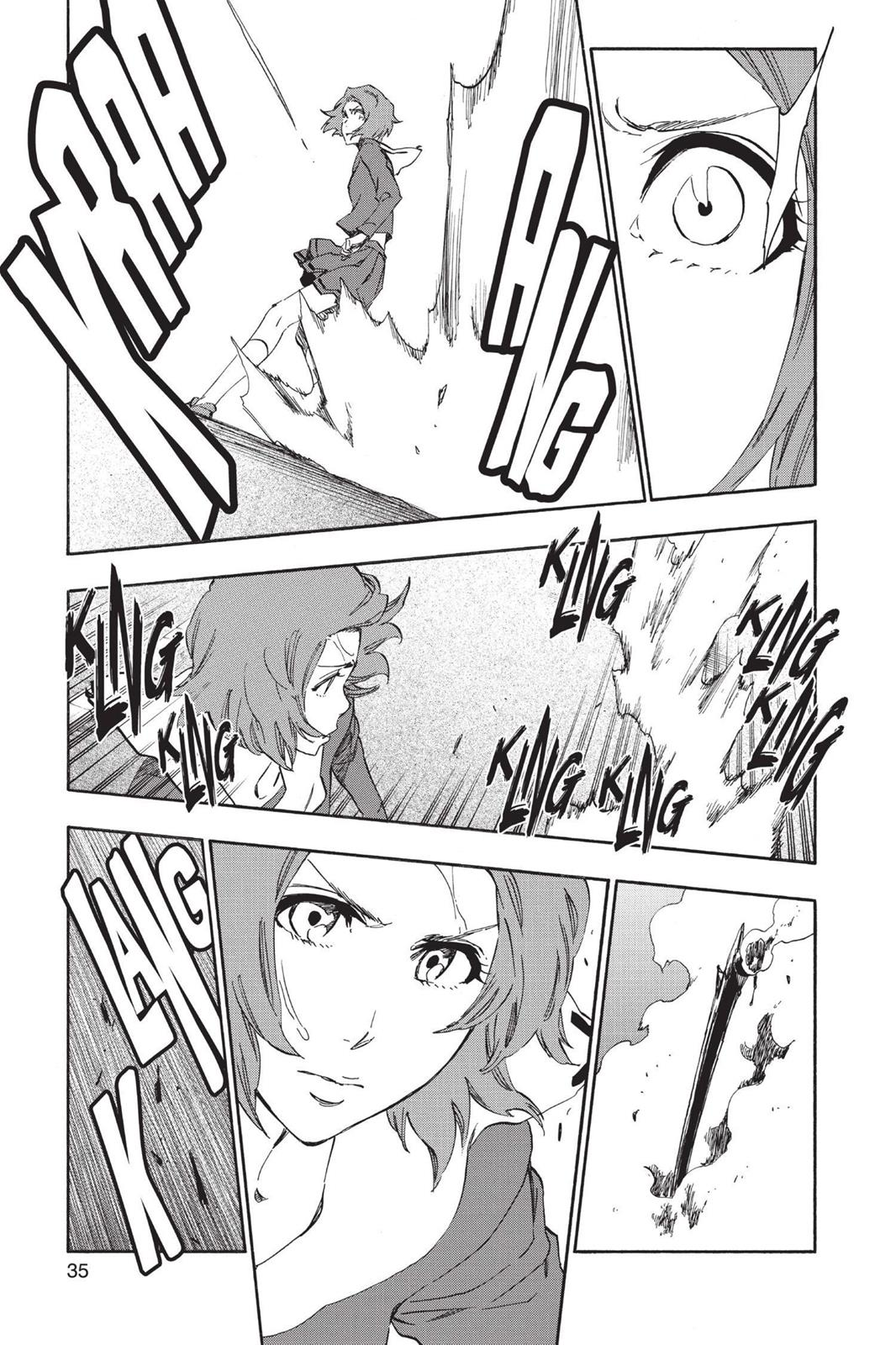 Bleach, Chapter 532 image 011