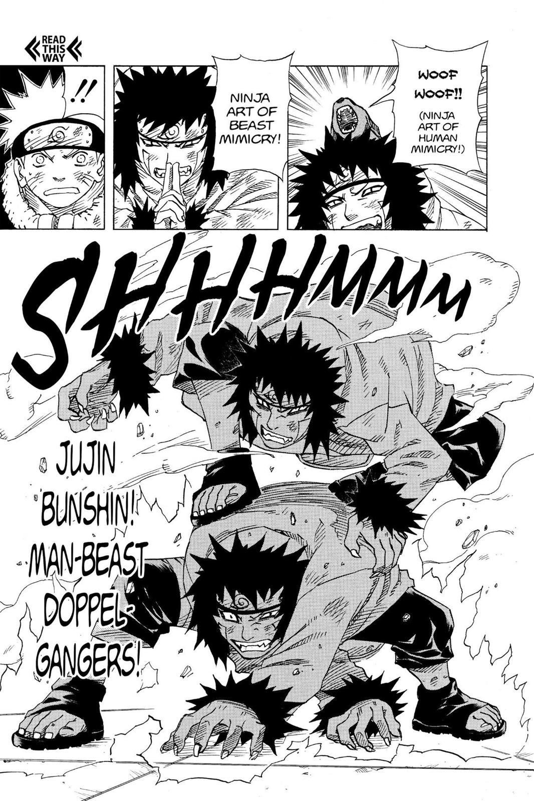Naruto, Chapter 76 image 005