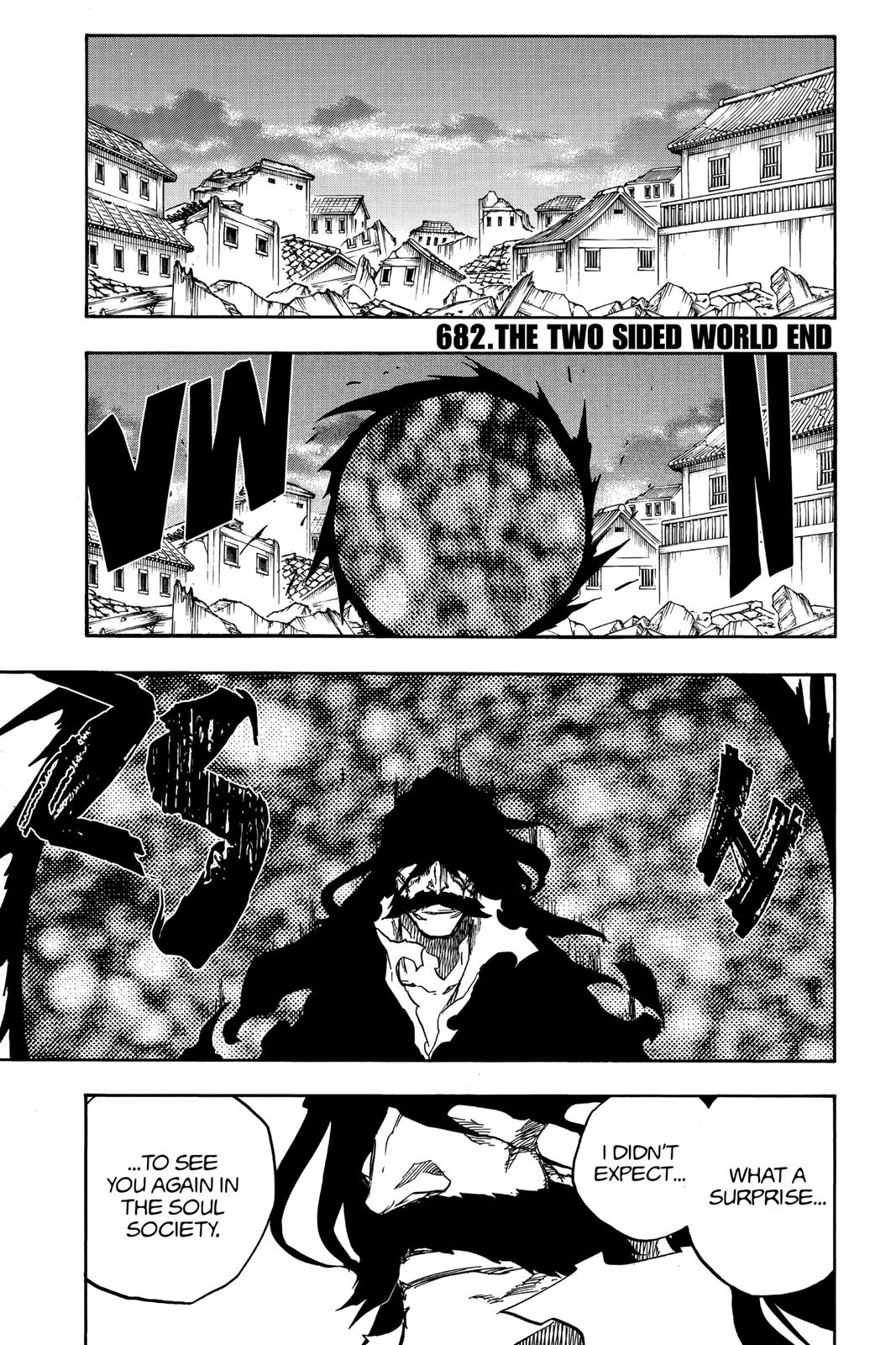 Bleach, Chapter 682 image 001