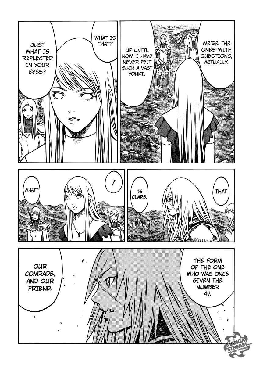 Claymore, Chapter 153 image 002