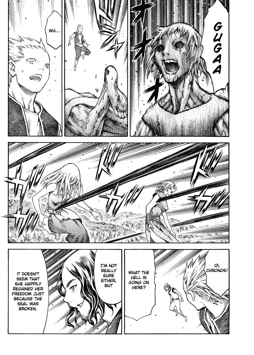 Claymore, Chapter 130 image 010
