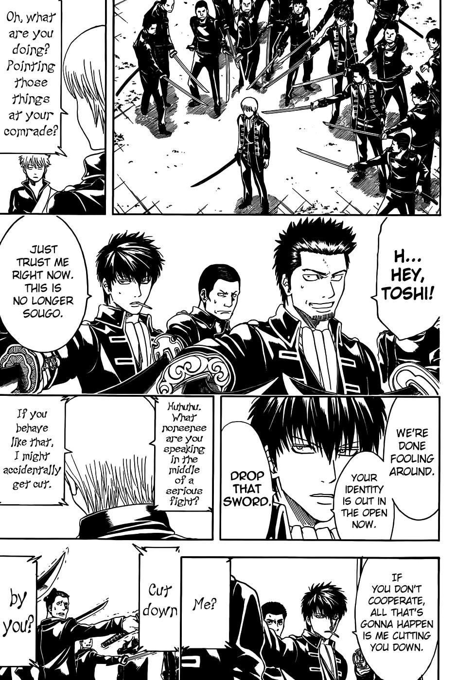 Gintama Chapter, 428 image 003