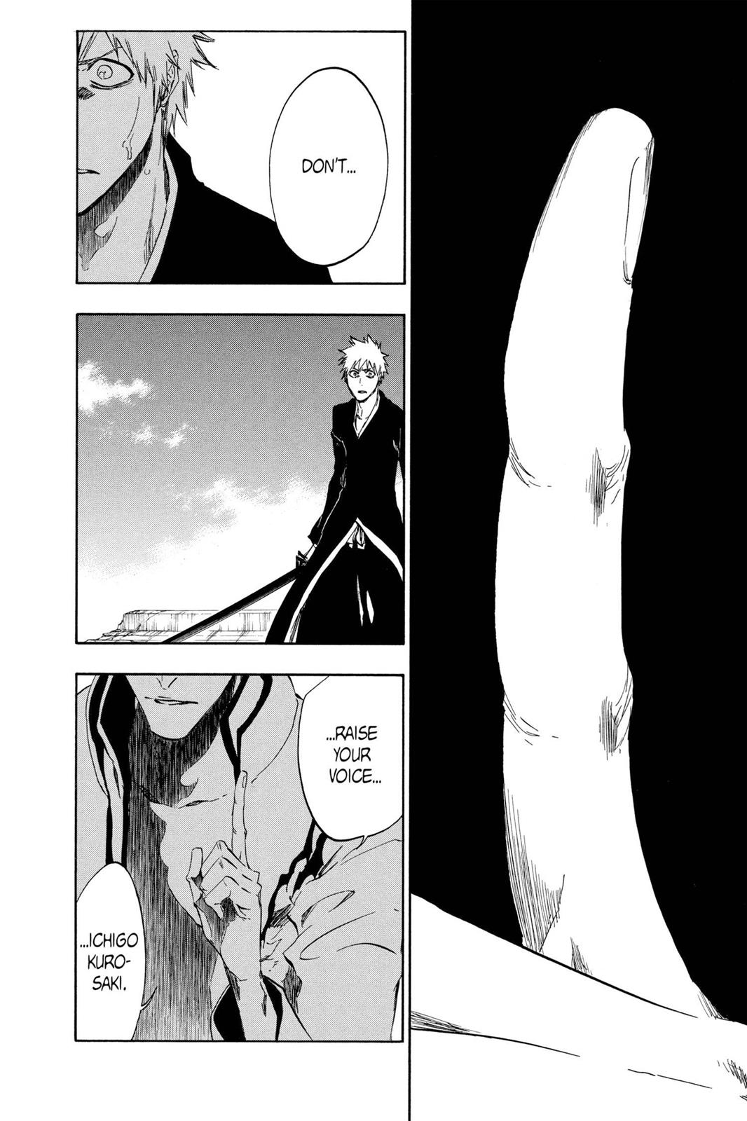 Bleach, Chapter 397 image 004