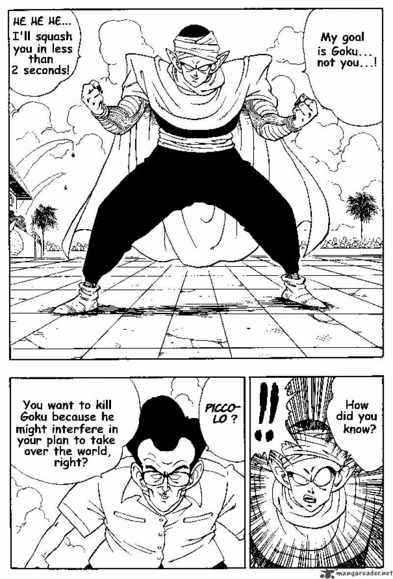 Dragon Ball, Chapter 180 image 008