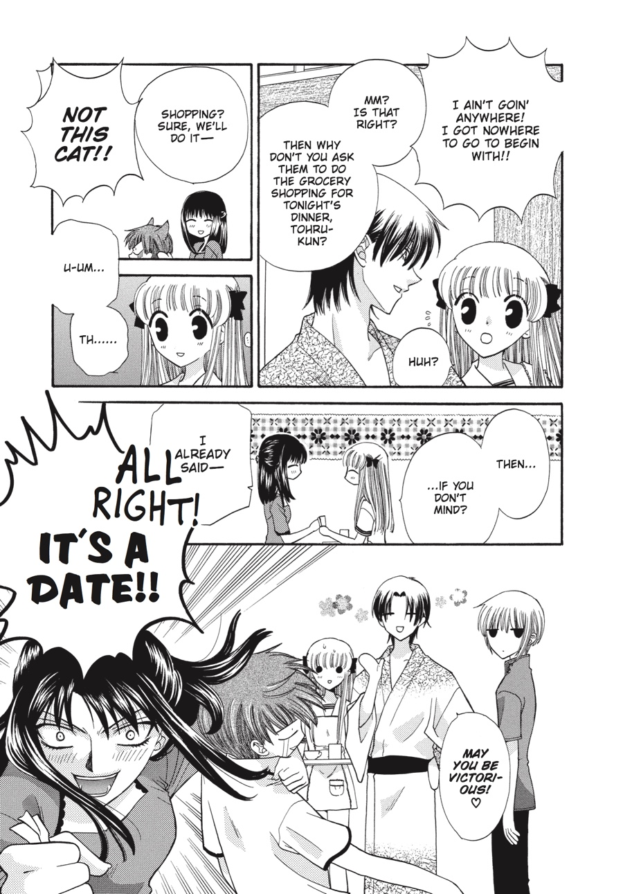 Fruits Basket, Chapter 31 image 015