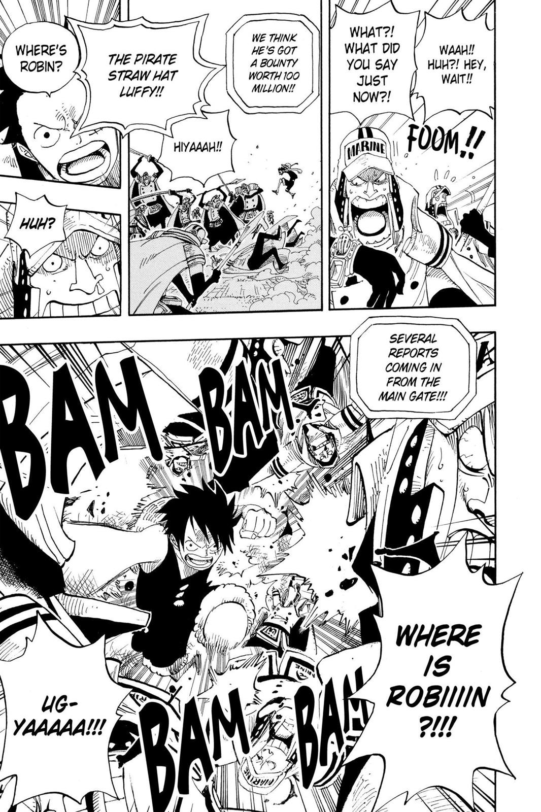 One Piece, Chapter 376 image 017