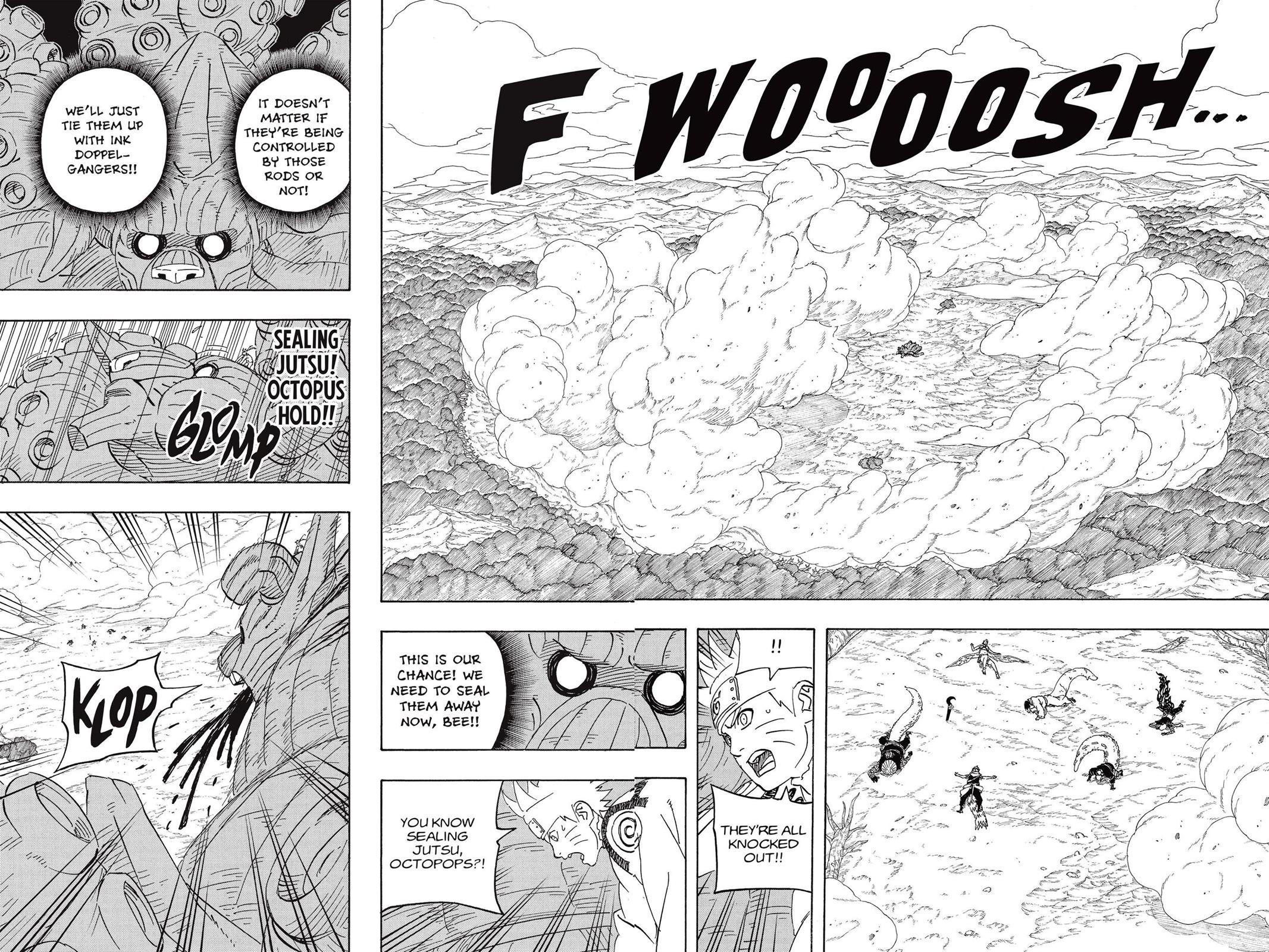 Naruto, Chapter 566 image 012