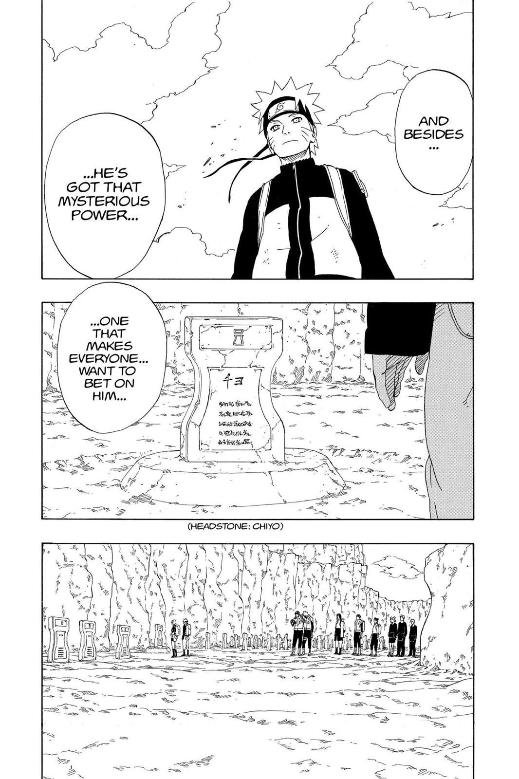 Naruto, Chapter 281 image 013