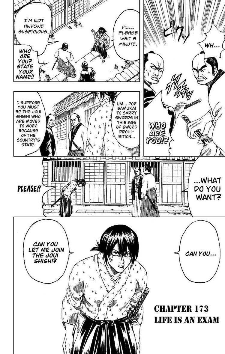 Gintama Chapter, 173 image 002