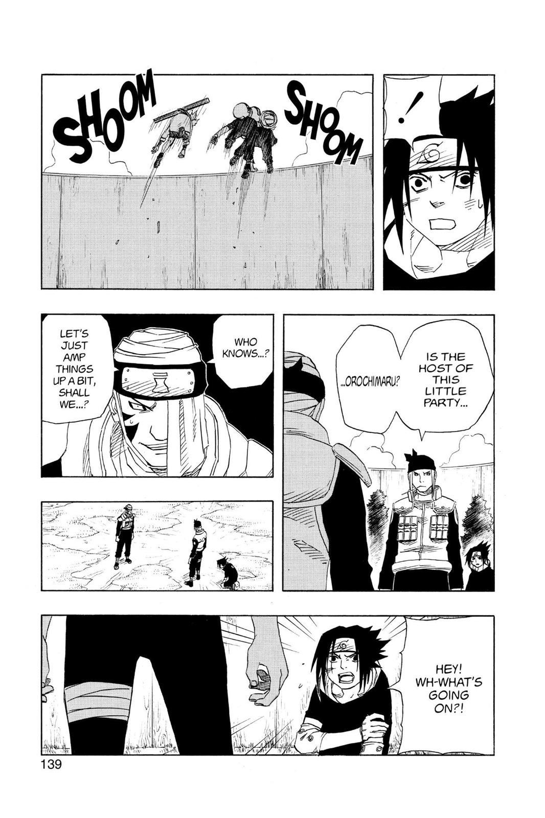 Naruto, Chapter 115 image 015