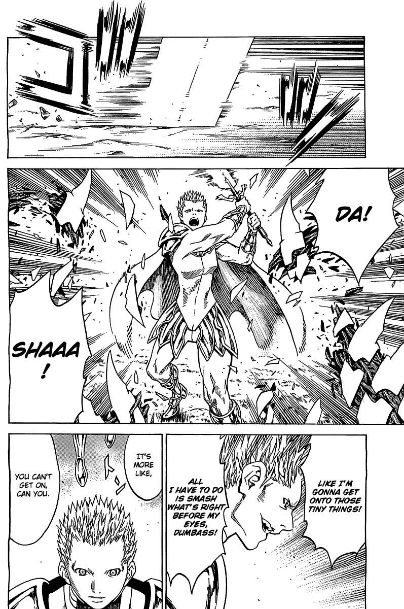 Claymore, Chapter 139 image 009
