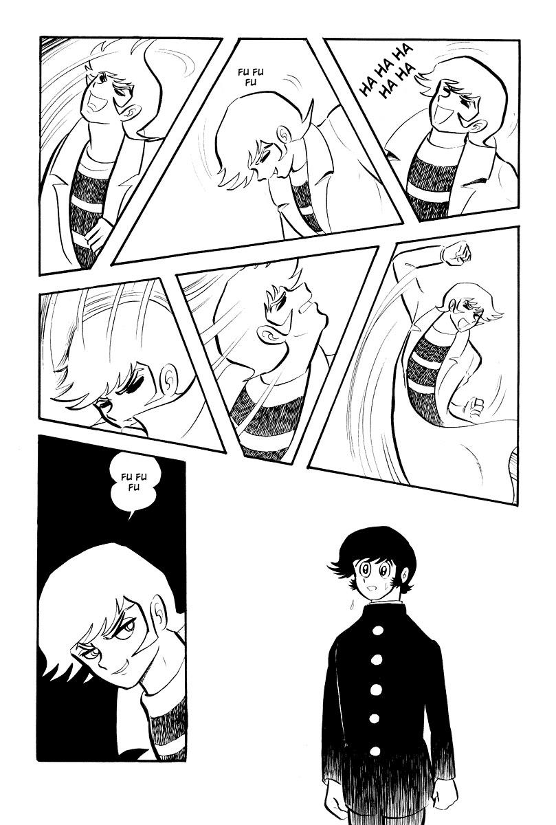 Devilman, Chapter 1 image 174