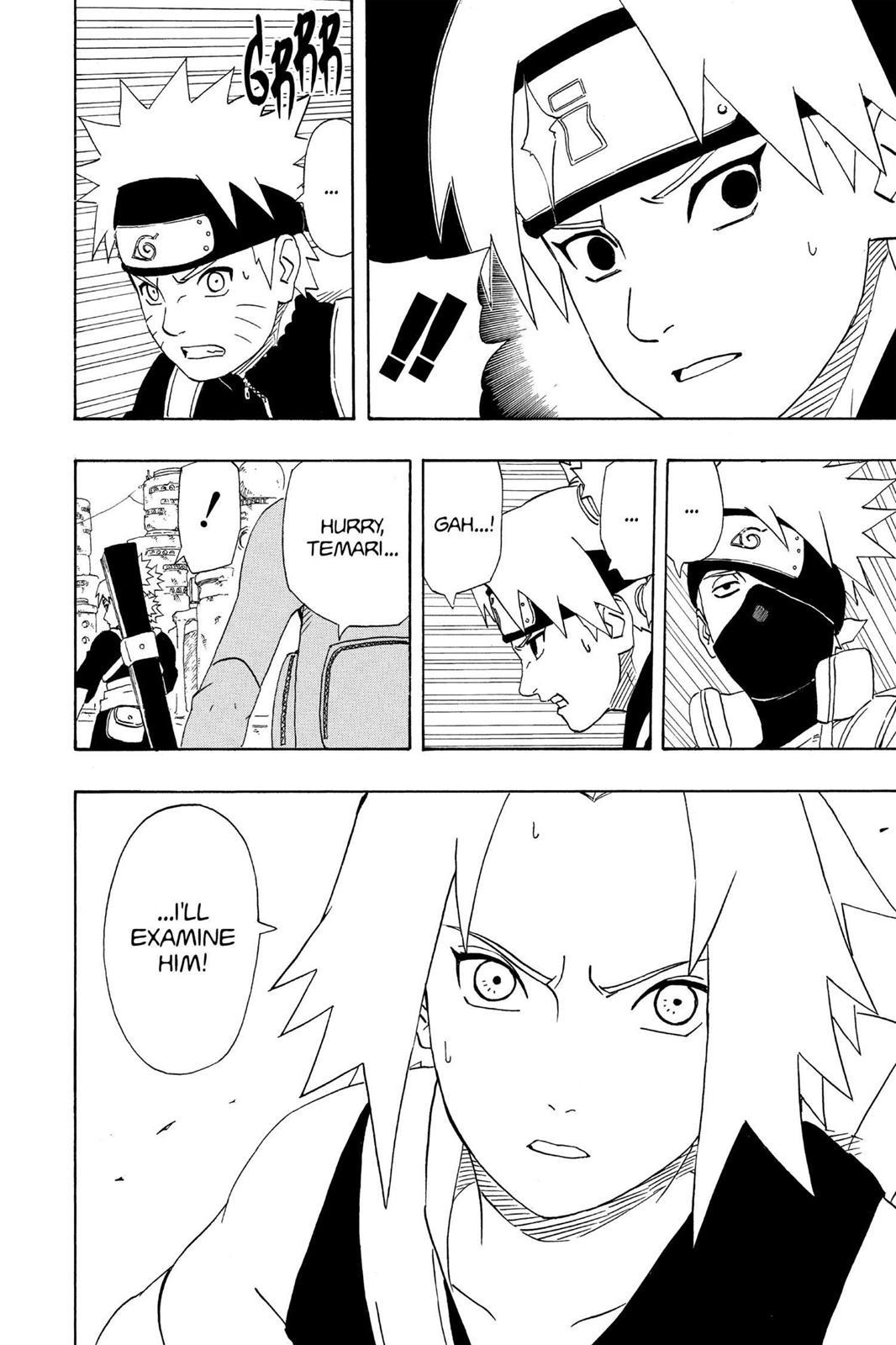 Naruto, Chapter 253 image 011