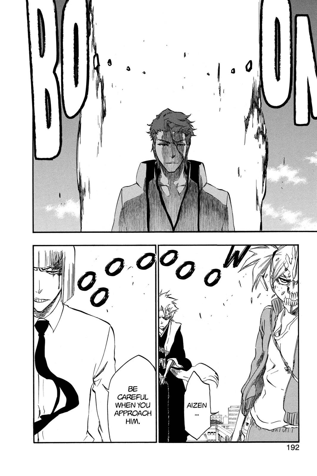 Bleach, Chapter 377 image 005