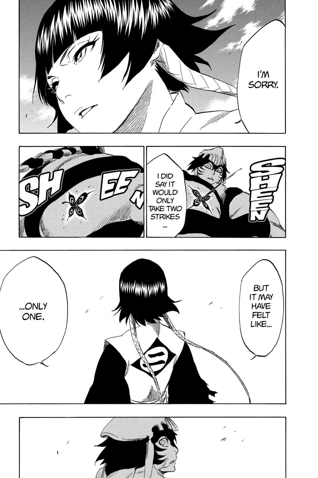 Bleach, Chapter 333 image 009