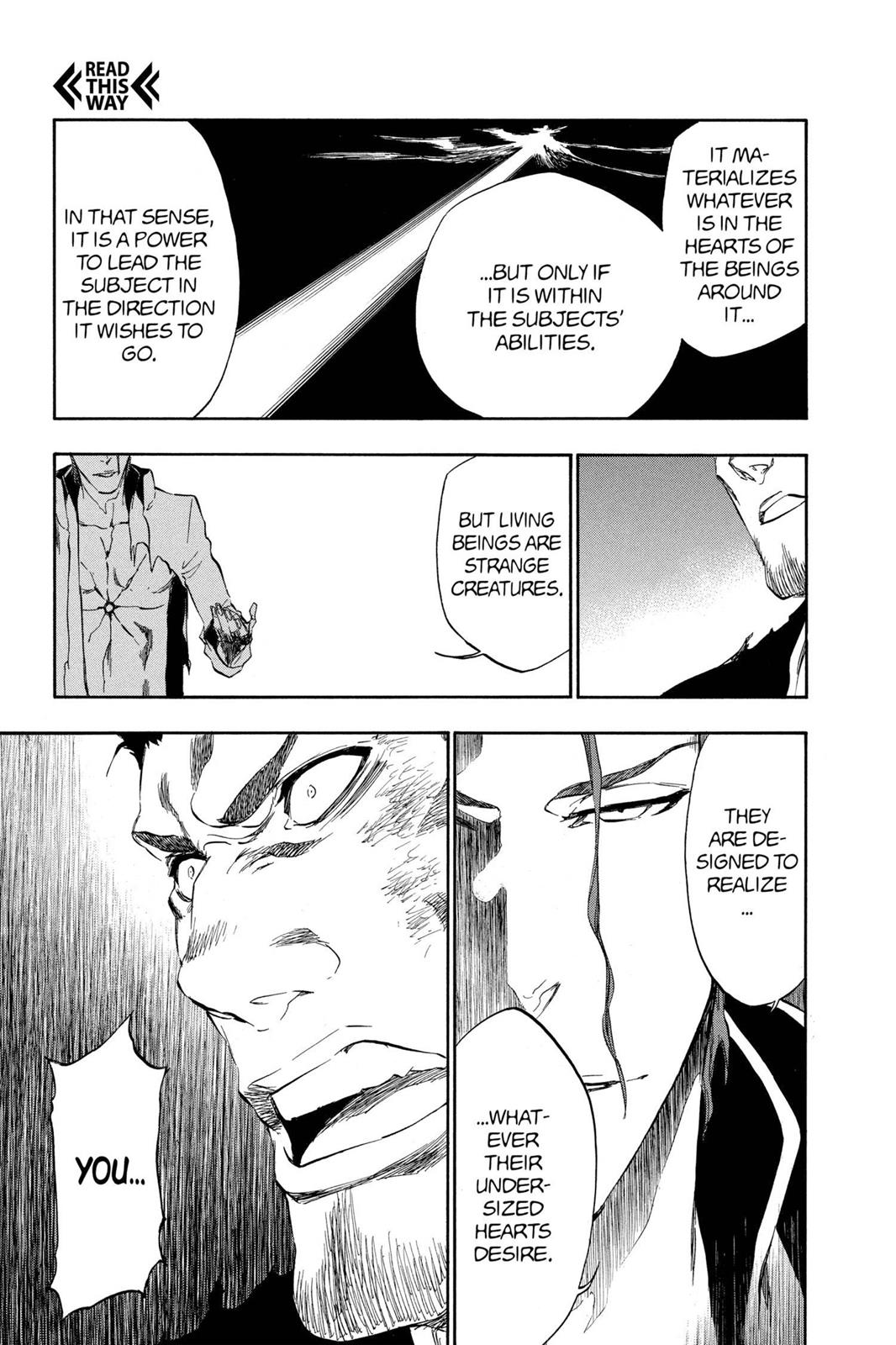 Bleach, Chapter 401 image 009