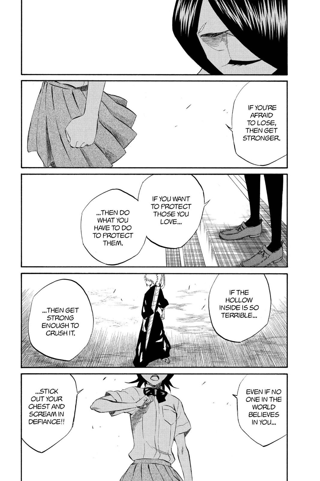 Bleach, Chapter 196 image 013