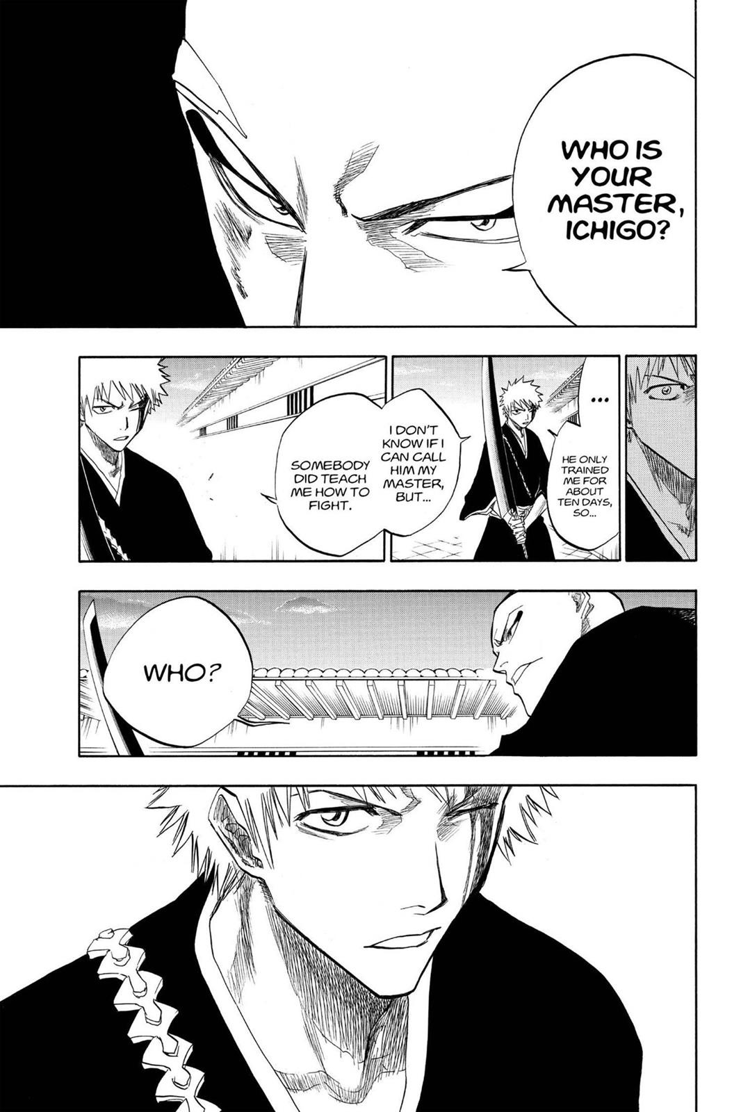 Bleach, Chapter 87 image 011