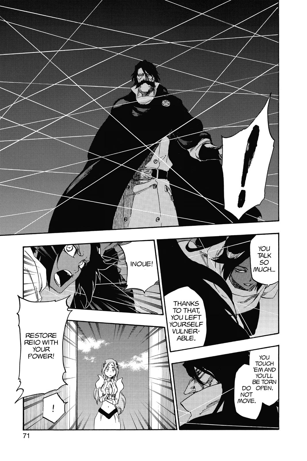 Bleach, Chapter 615 image 015