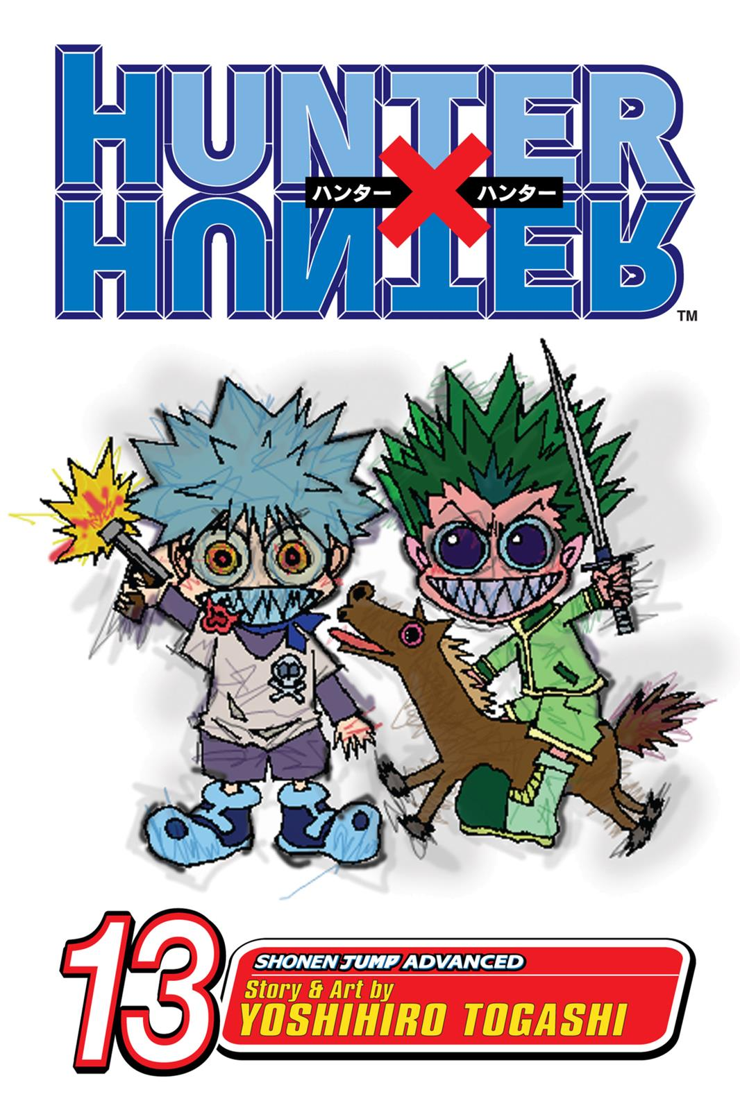 Hunter X Hunter, Chapter 116 image 001