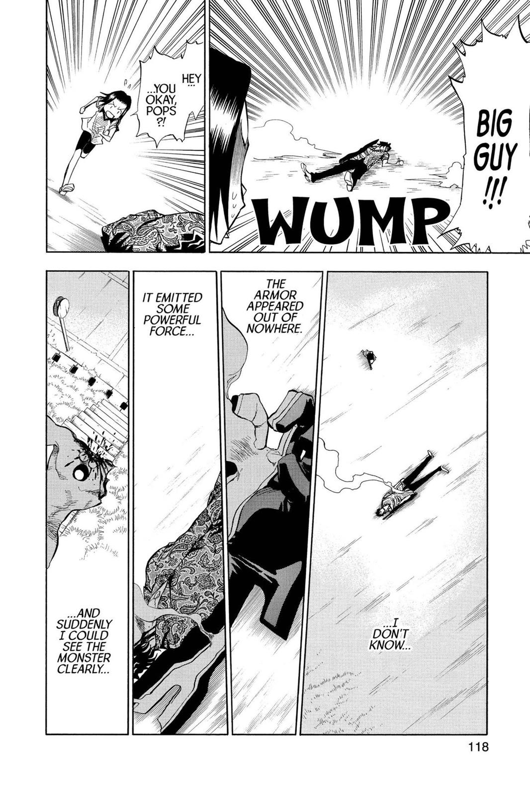 Bleach, Chapter 40 image 011