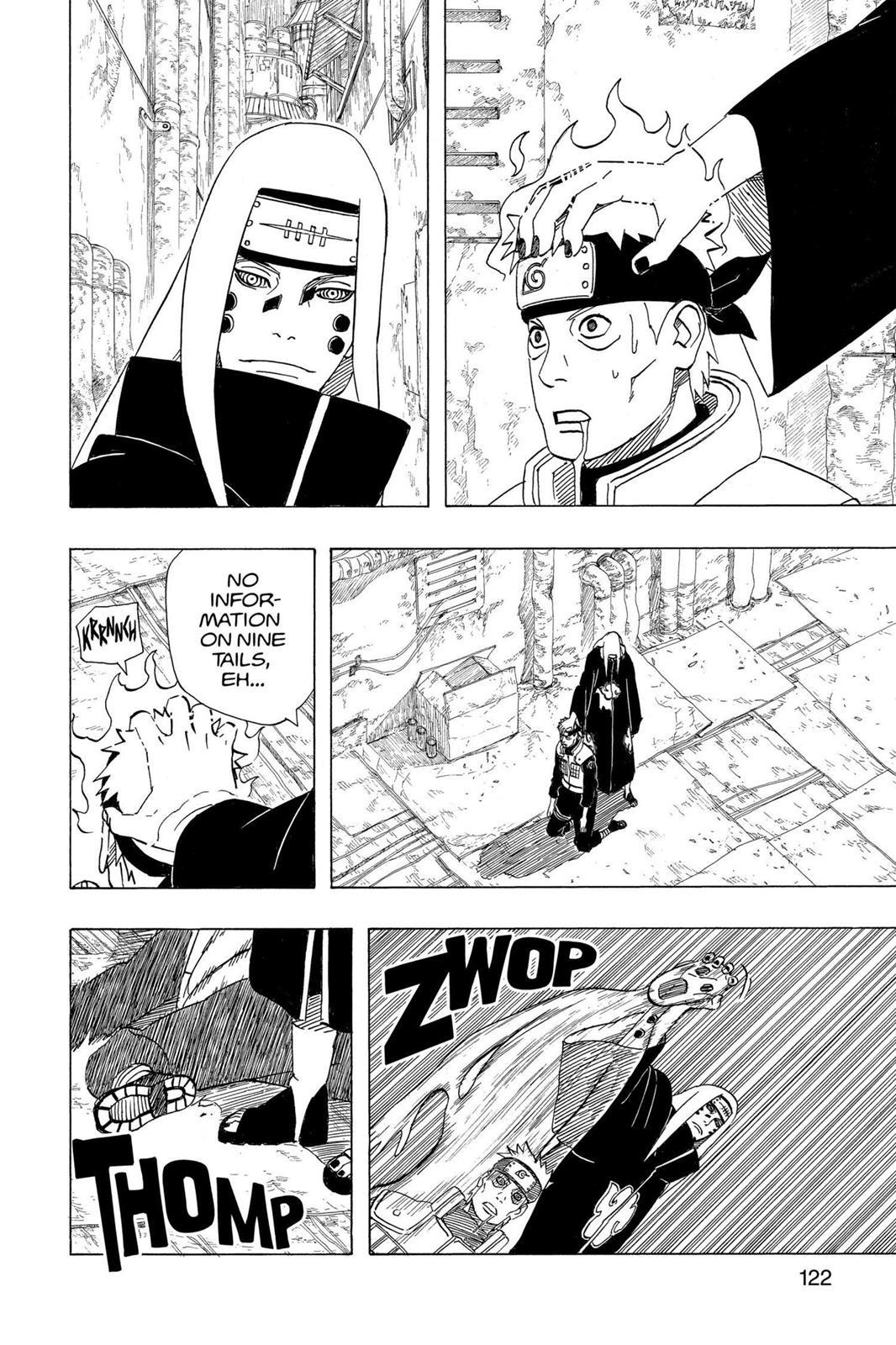 Naruto, Chapter 419 image 008