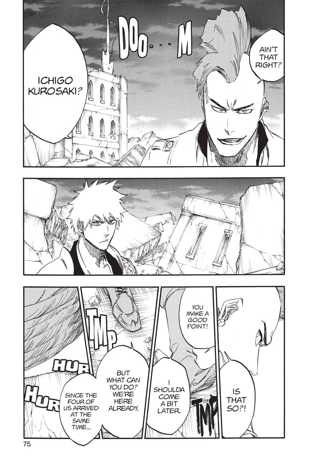 Bleach, Chapter 584 image 013