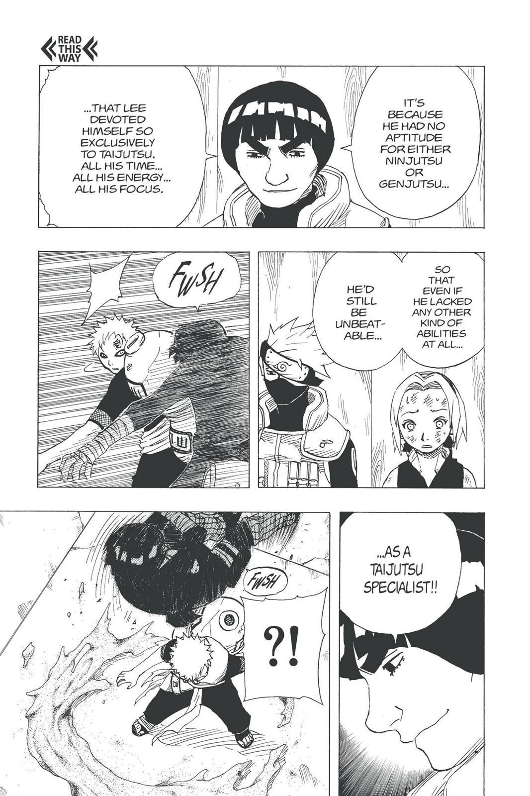 Naruto, Chapter 82 image 024