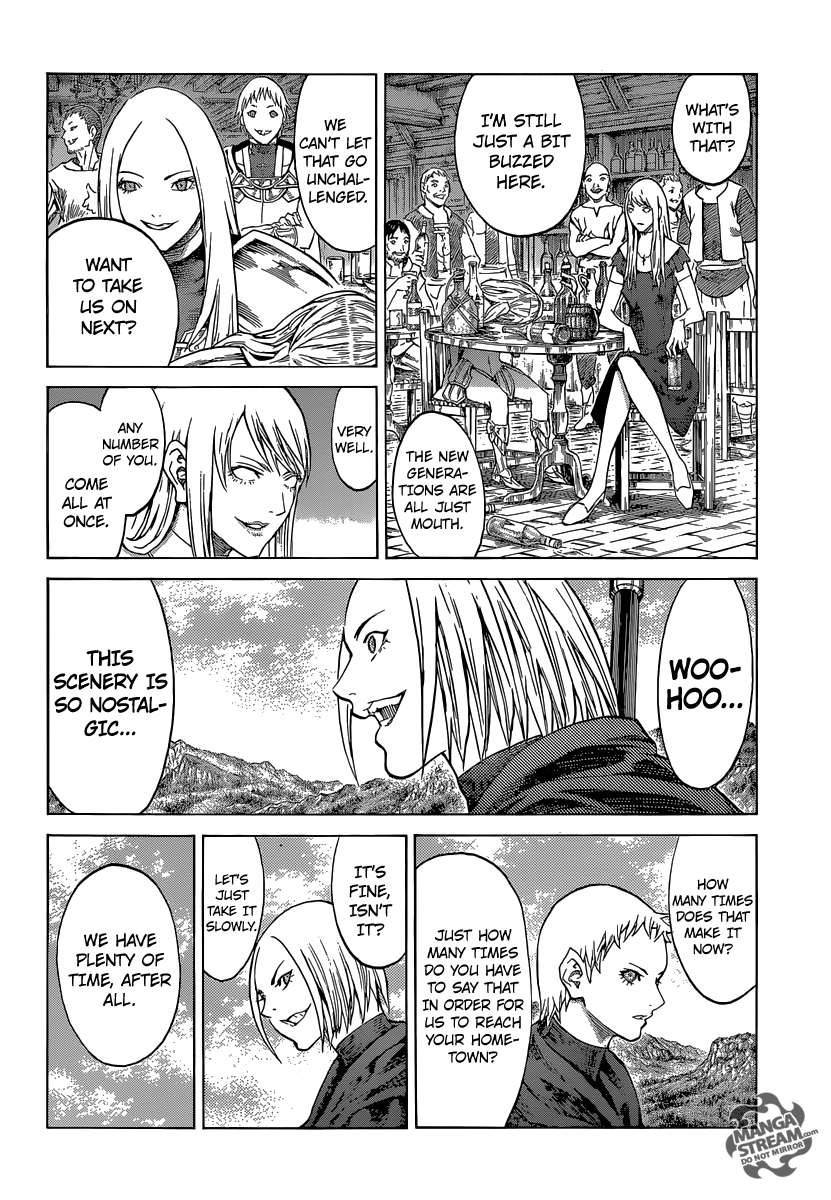 Claymore, Chapter 155 image 023