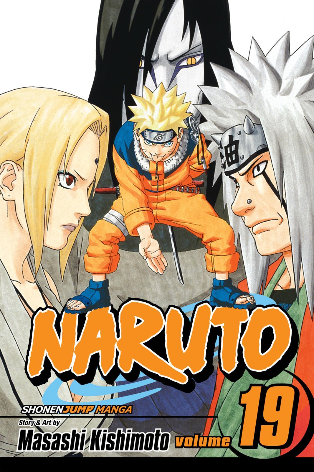 Naruto, Chapter 163 image 001