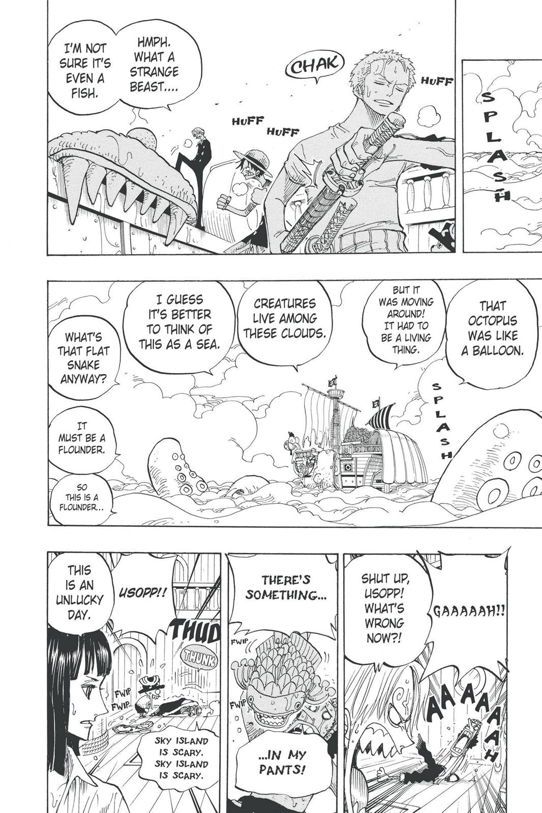 One Piece, Chapter 237 image 021