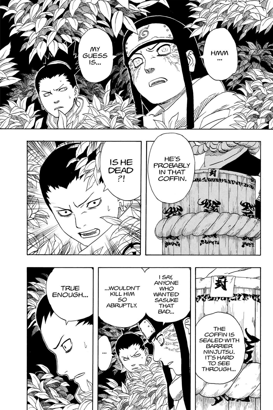 Naruto, Chapter 186 image 005