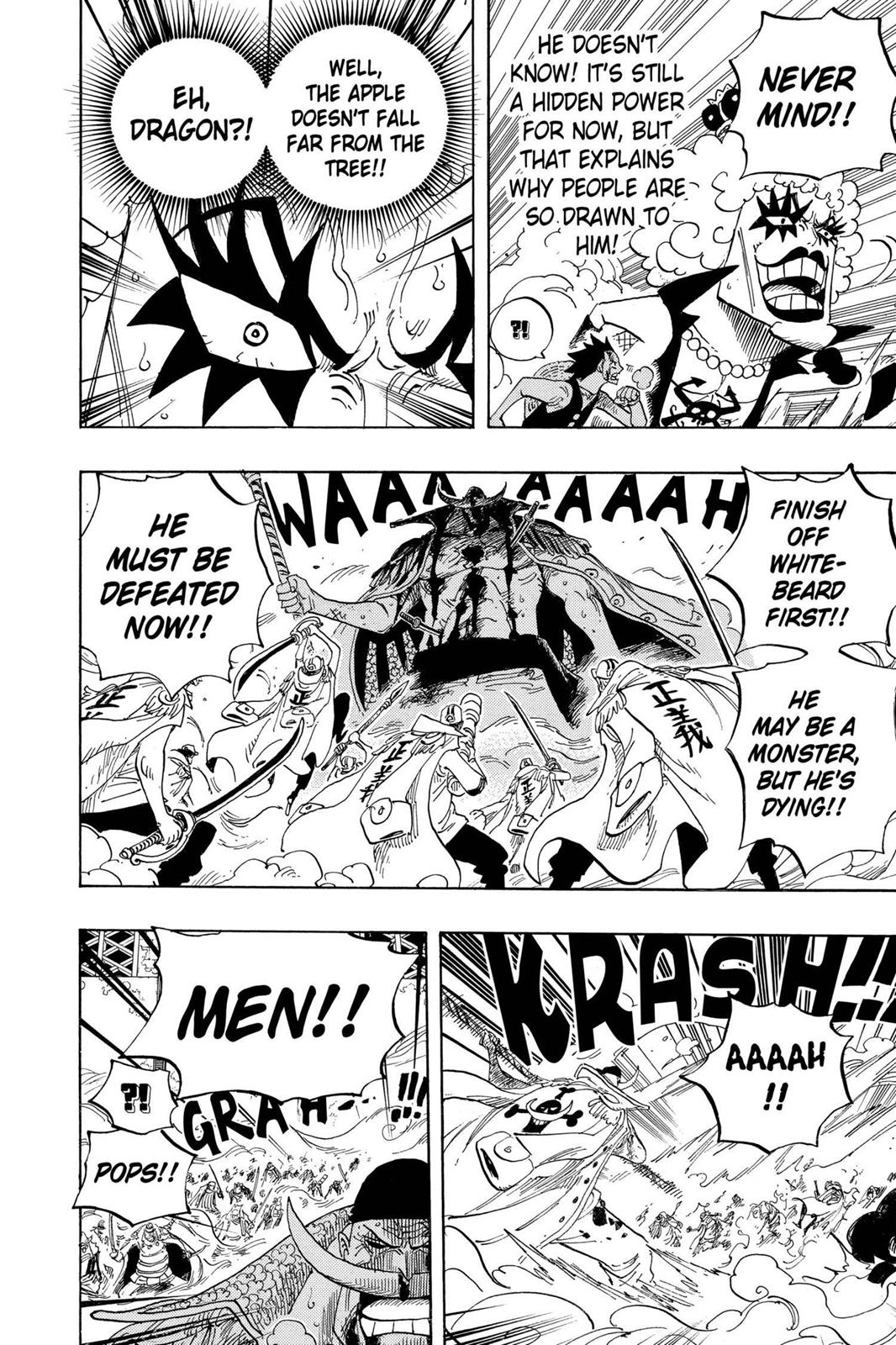One Piece, Chapter 570 image 004