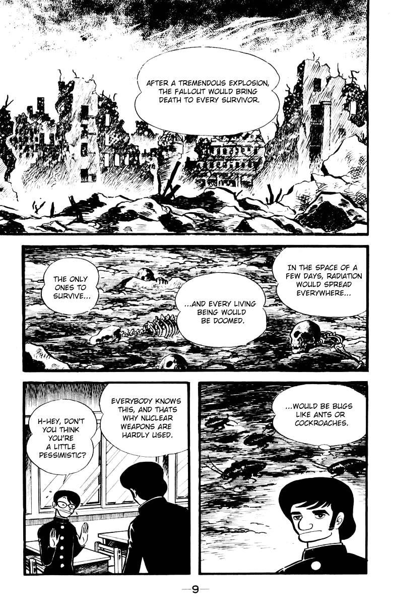Devilman, Chapter 3 image 006